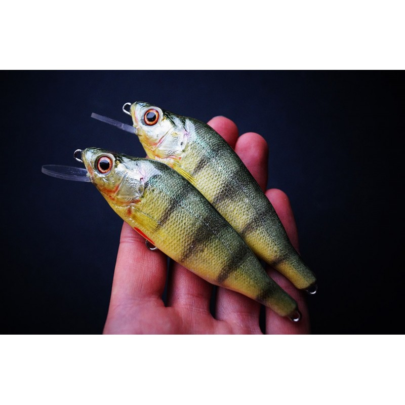Perch 110 Crankbait Natural