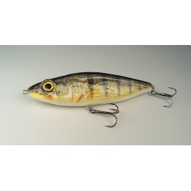 Zander 160 Jerkbait Yellow Perch