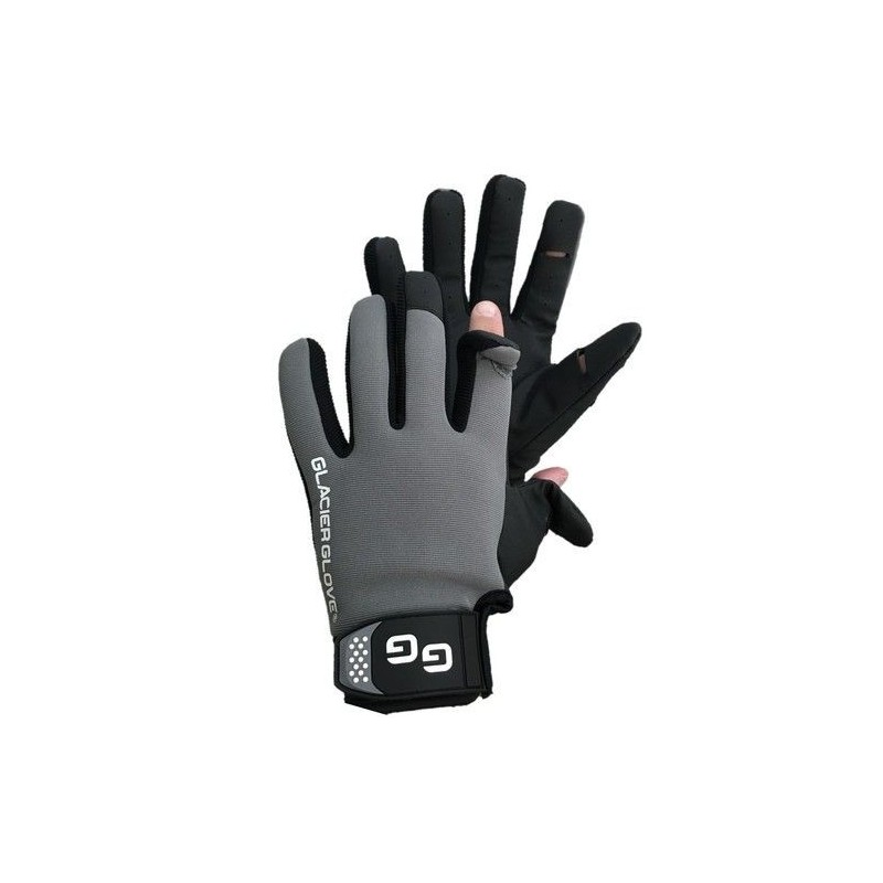 Glacier Glove Light Weight Pro Angler Fiskehandsker