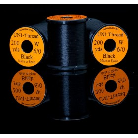 Uni Thread 6/0 Bindetråd