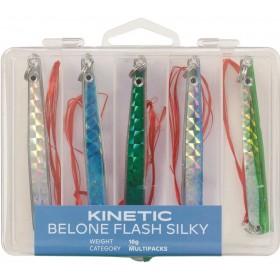 Kinetic Belone Flash Silky Hornfiskeblink