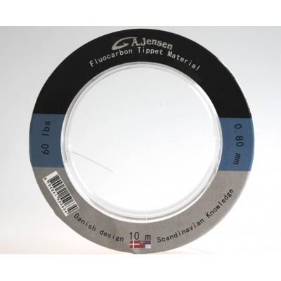 0,70 mm Fluoro Carbon Tippet Material - Gedde Tippet